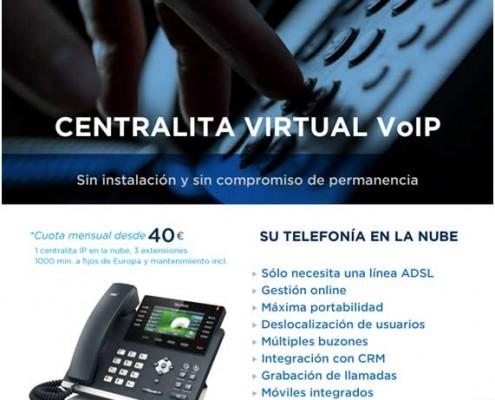 GTA centralita virtual
